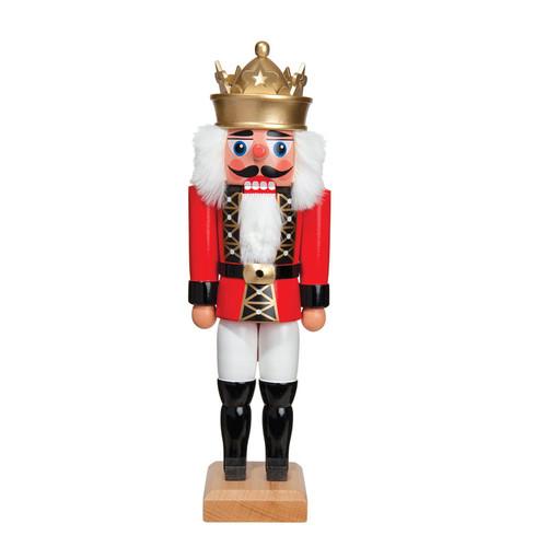 "King Red 10"" Nutcracker"