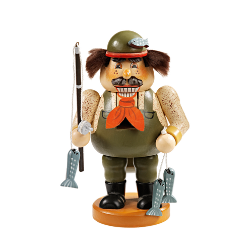 Knackl Fisherman Nutcracker