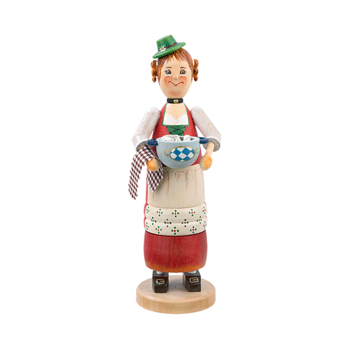 Holzmannl Bavarian Woman Smoker