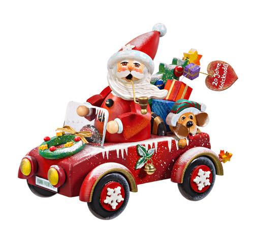 Full Speed for Santa