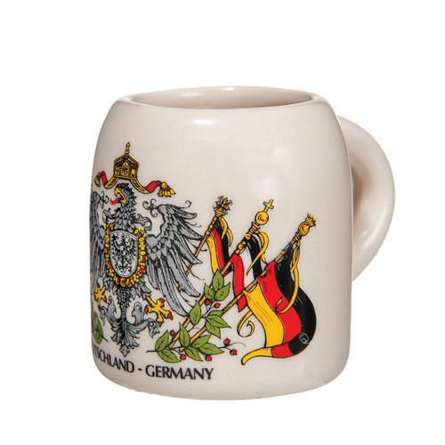 German Seal Shotglass