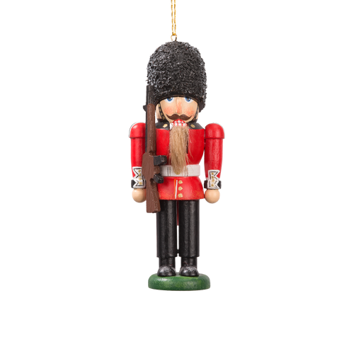 Queen's Guard Nutcracker Ornament