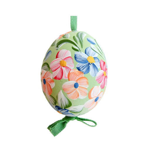 Easter Egg Pastel Flowers