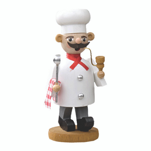 Chef with Soup Ladle