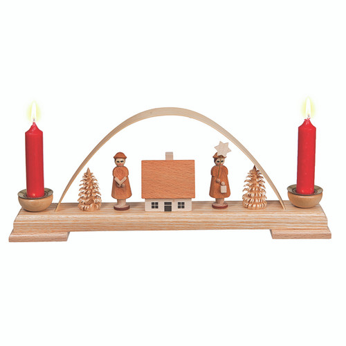 Chorus Candleholder Natural