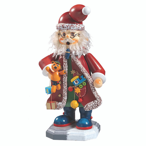 Santa with Colorful Toys
