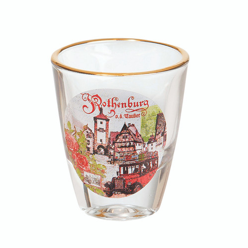 Rothenburg Shotglass