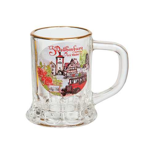 Germany Mug Style Shot Glass