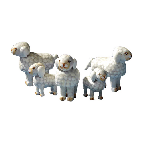Sheep (set of 5)