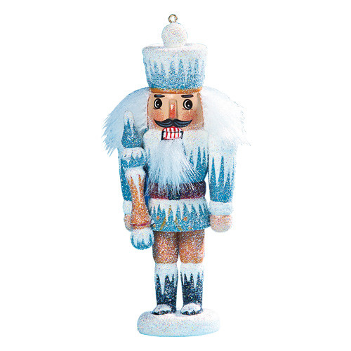 Frosty Nutcracker