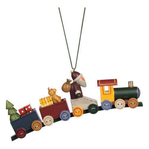 Button Train
