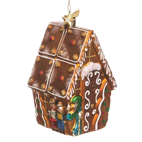 Hansel and Gretel Gingerbread House