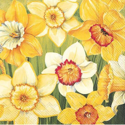 Daffodil Field Napkins