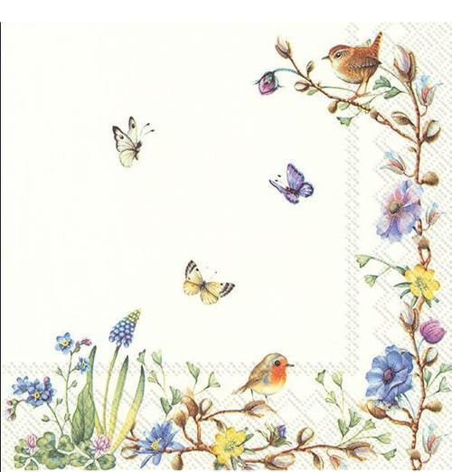 Spring Flowers Napkins