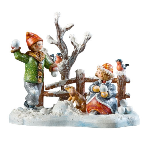 Snowball Fight Limited Edition Wintertide