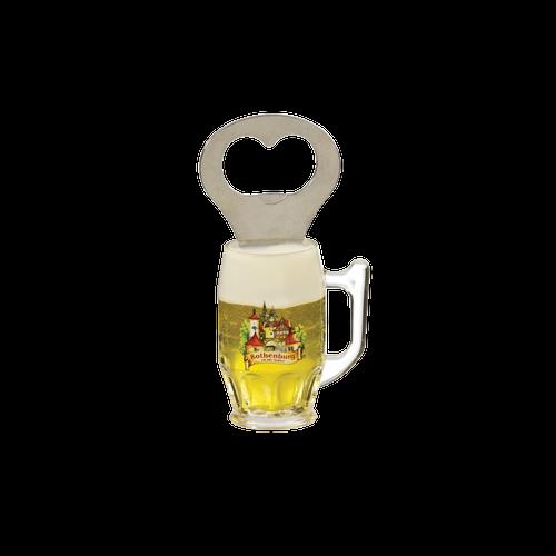 Beer Stein Bottle Opener Magnet