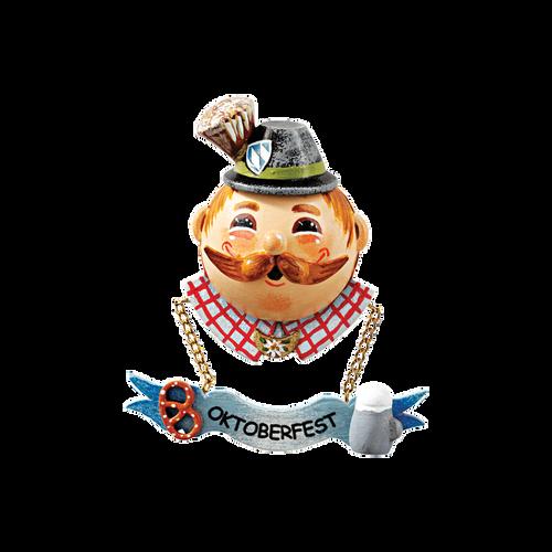 Bavarian Man Magnet