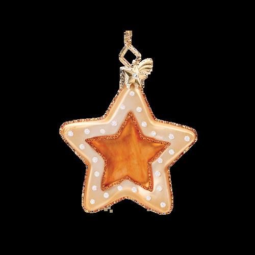 Linzer Star Cookie