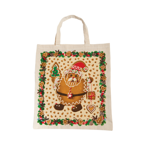 Gingerbread Bag