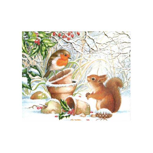 Winter Forest Napkins