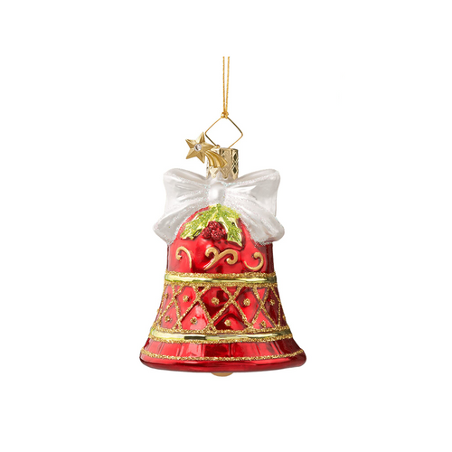 Red and Gold Bell