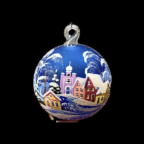Winter Christmas Village