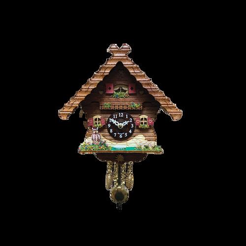 Cottage Quartz Clock