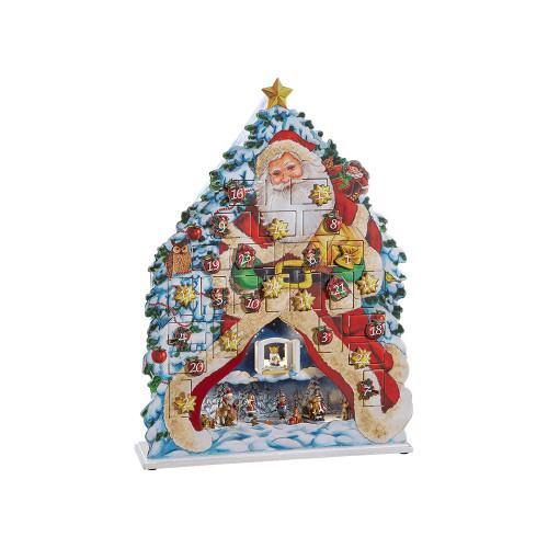 Forest Christmas Advent Calendar