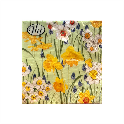 Flowers of Spring Napkins