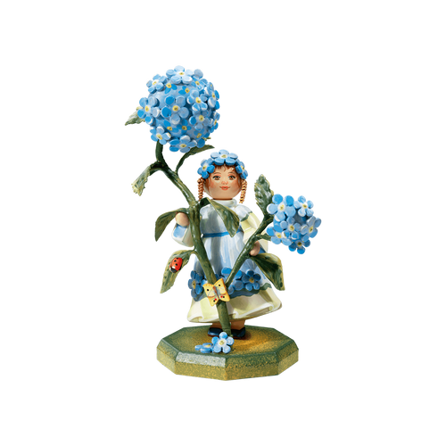 2020 Annual Flower Child Blue Hydrangea