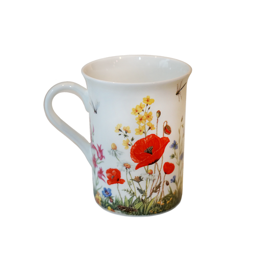 Red Poppy Cup