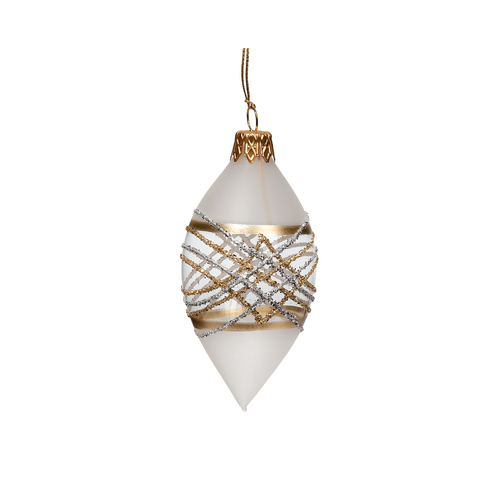 Gold and Silver Spire Small