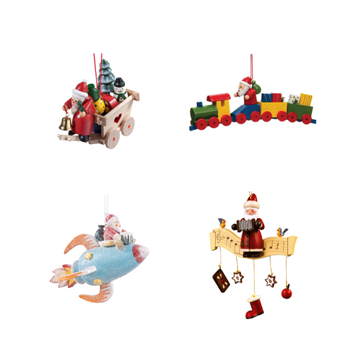 Here Comes Santa Collection