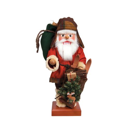 Outdoorsy Santa