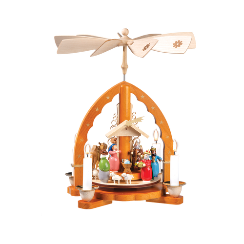 Birth of Christ Colorful