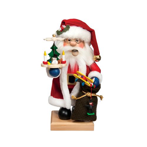 Santa with Pyramid