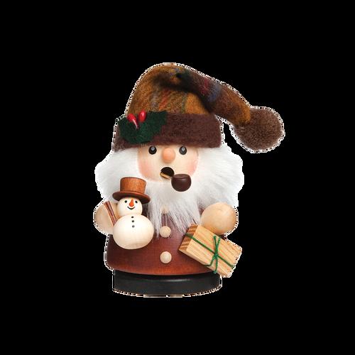 Small Natural Santa
