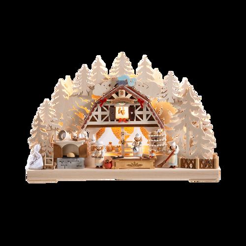 Angelic Christmas Bakery