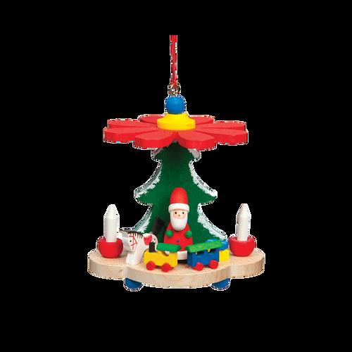 Santa Pyramid