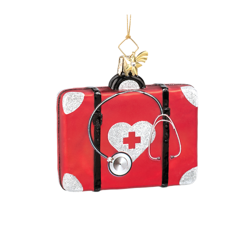 First Aid Suitcase Front
