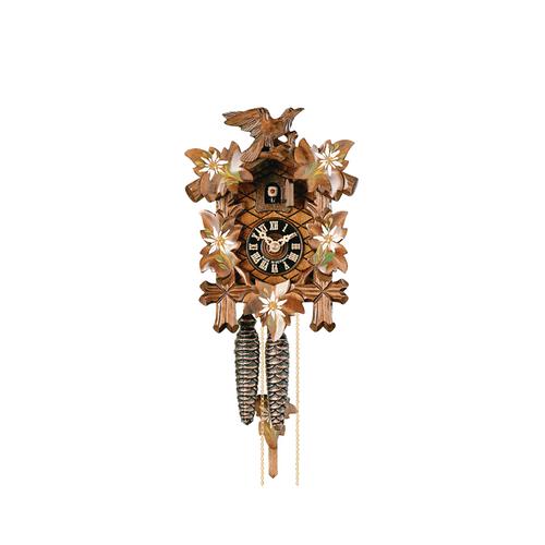 Edelweiss Cuckoo Clock