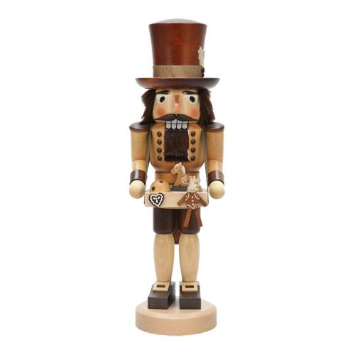 Toy Trader Natural Nutcracker