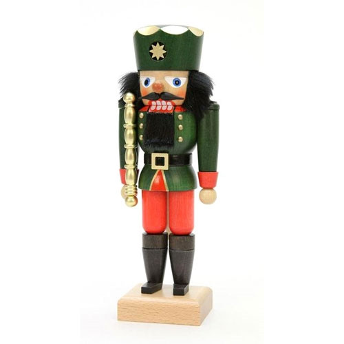 King Green Nutcracker