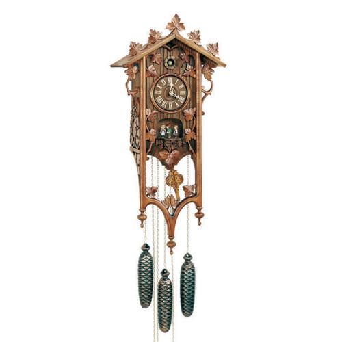Roadhouse Cuckoo Clock