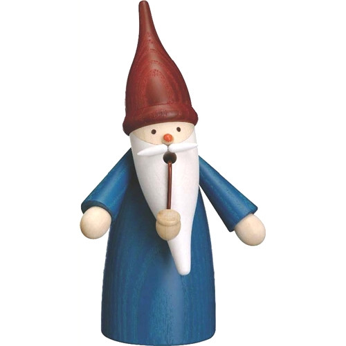 Dwarf Santa - Blue