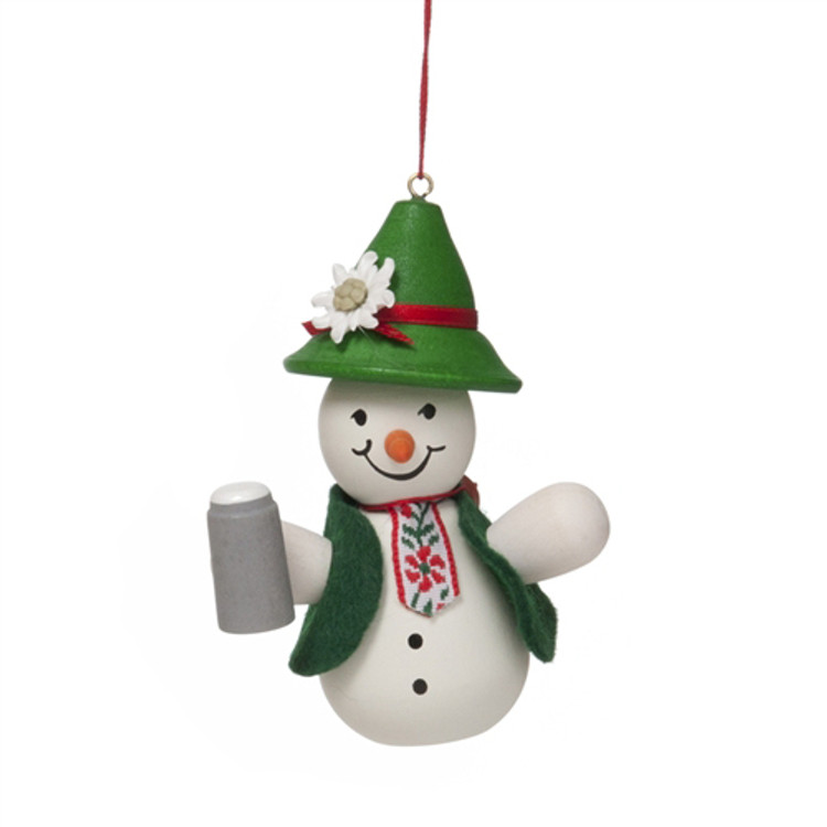 Bavarian Snowman