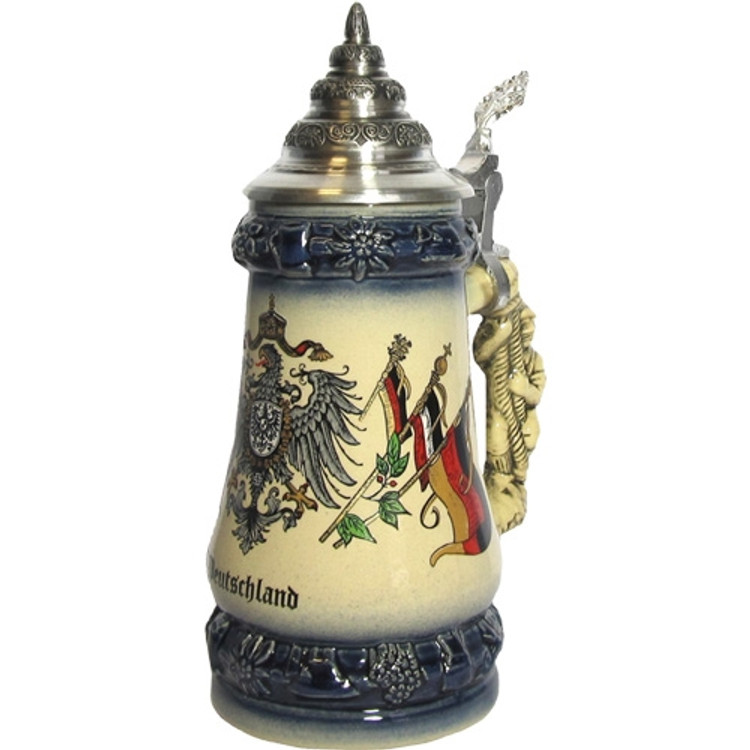 Flags Beer Stein