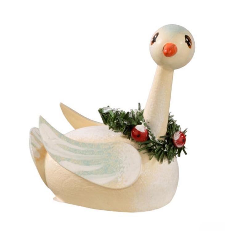 Goose Figurine