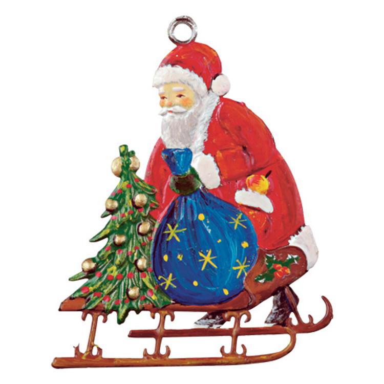 Santa Loading Sleigh