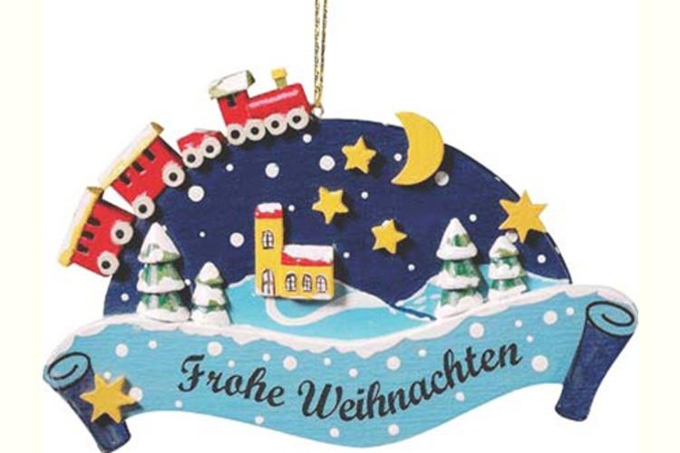 Frohe Weihnachten (Merry Christmas)